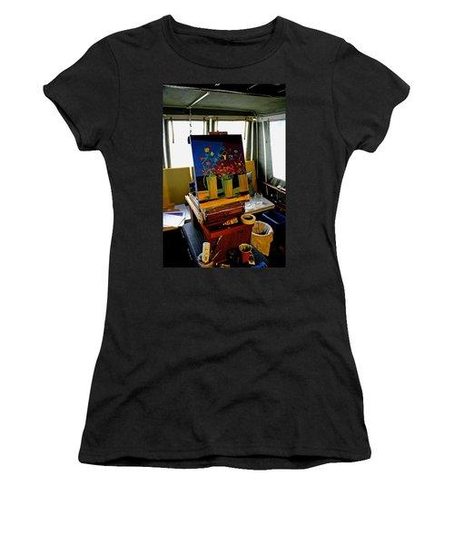 My Art Studio Women's T-Shirt