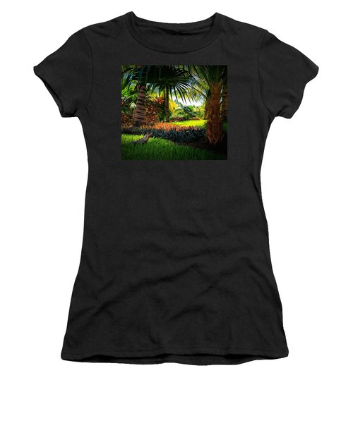 My Pal Iggy Women's T-Shirt (Junior Cut) by Robert McCubbin
