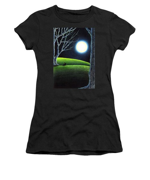 Mystery's Silence And Wonder's Patience Women's T-Shirt