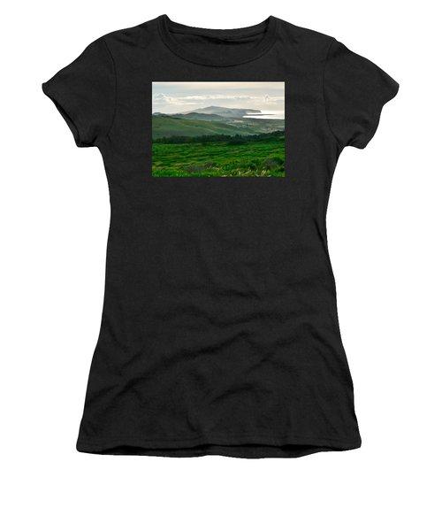 Mystic Morning Women's T-Shirt (Athletic Fit)