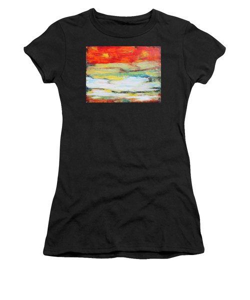 Mystic River-jp2476 Women's T-Shirt