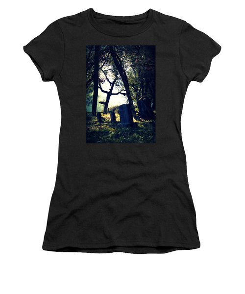 Women's T-Shirt (Junior Cut) featuring the photograph Mystical Fantasies by Melanie Lankford Photography