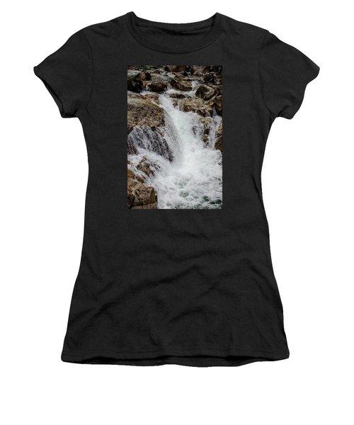 Naturally Pure Waterfall Women's T-Shirt