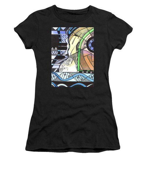 Nature And Nurture Women's T-Shirt (Athletic Fit)