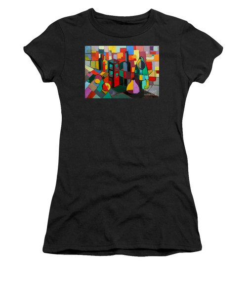 Nature Morte Cubiste Women's T-Shirt (Athletic Fit)