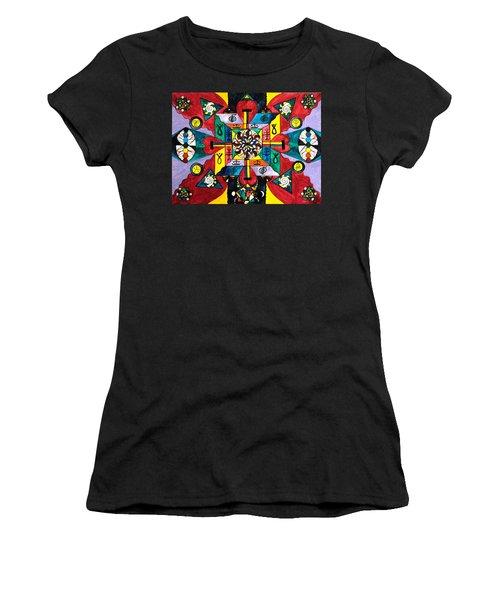 Nature Of Healing Women's T-Shirt