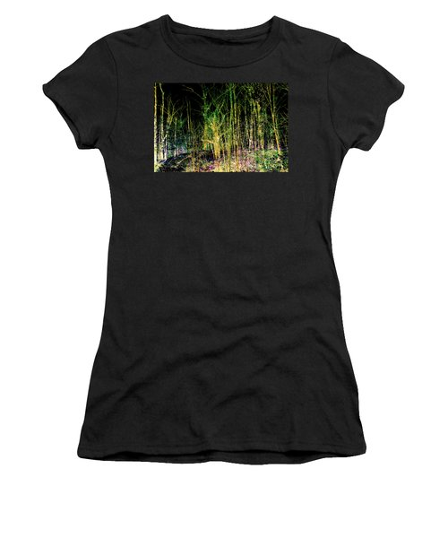 Negative Forest Women's T-Shirt