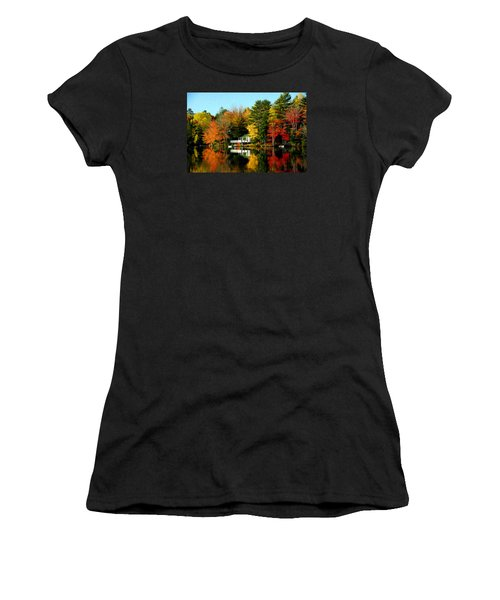 New England Women's T-Shirt (Athletic Fit)