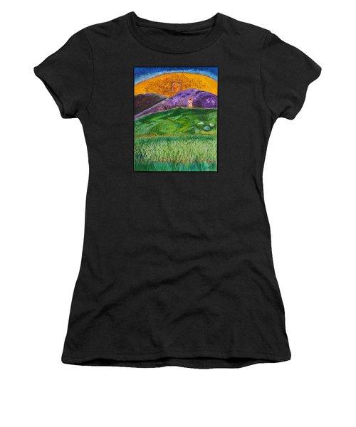 New Jerusalem Women's T-Shirt (Athletic Fit)