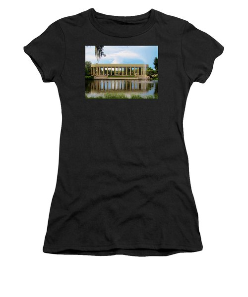 New Orleans City Park - Peristyle Women's T-Shirt (Athletic Fit)