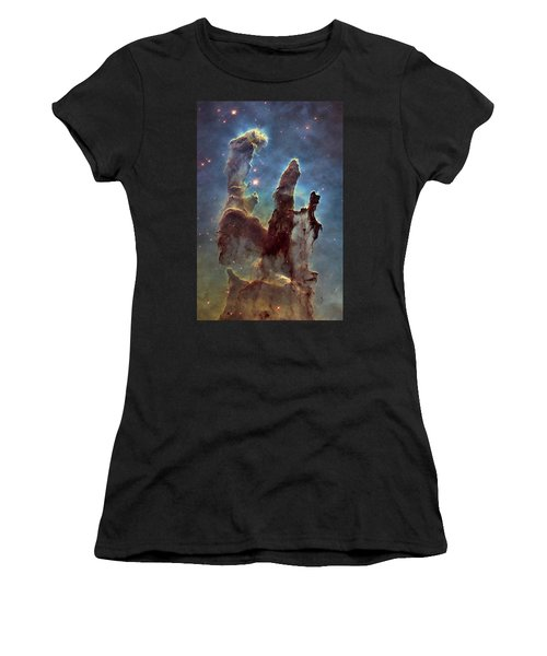 New Pillars Of Creation Hd Tall Women's T-Shirt