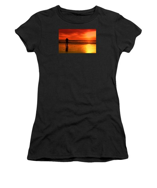 New Year's Love By Diana Sainz Women's T-Shirt