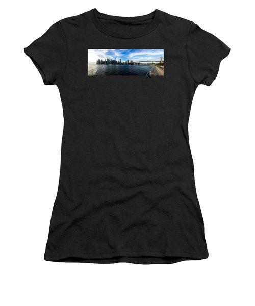 New York Skyline - Color Women's T-Shirt