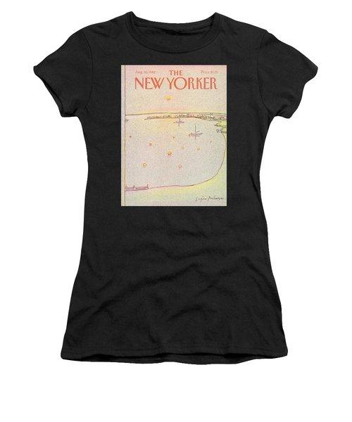 New Yorker August 30th, 1982 Women's T-Shirt