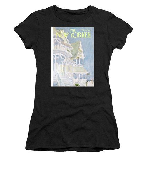 New Yorker August 5th, 1967 Women's T-Shirt