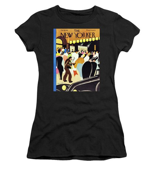 New Yorker February 28 1931 Women's T-Shirt