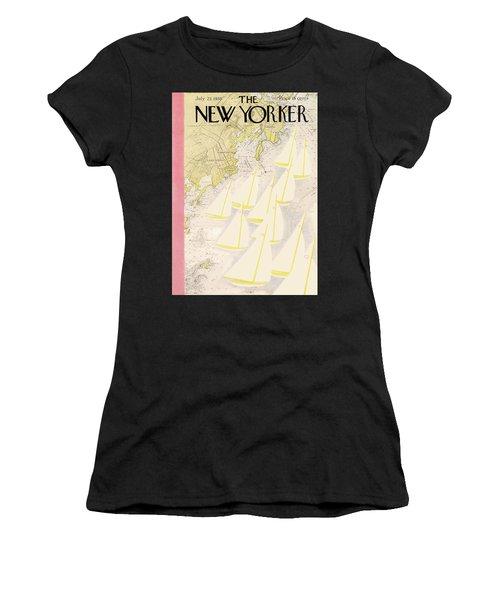 New Yorker July 23rd, 1938 Women's T-Shirt