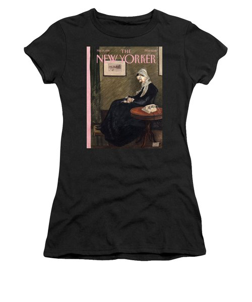 New Yorker May 13th, 1996 Women's T-Shirt