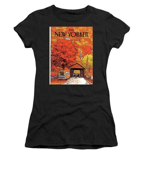 New Yorker October 19th, 1981 Women's T-Shirt