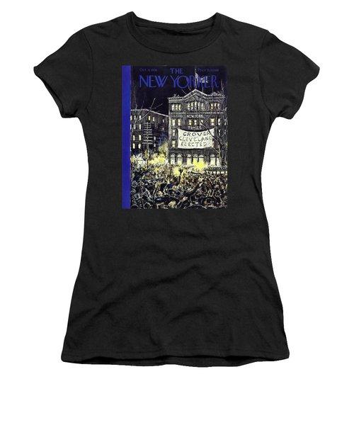 New Yorker October 31 1936 Women's T-Shirt