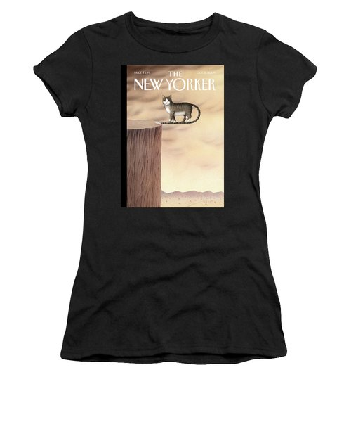 New Yorker October 5th, 2009 Women's T-Shirt