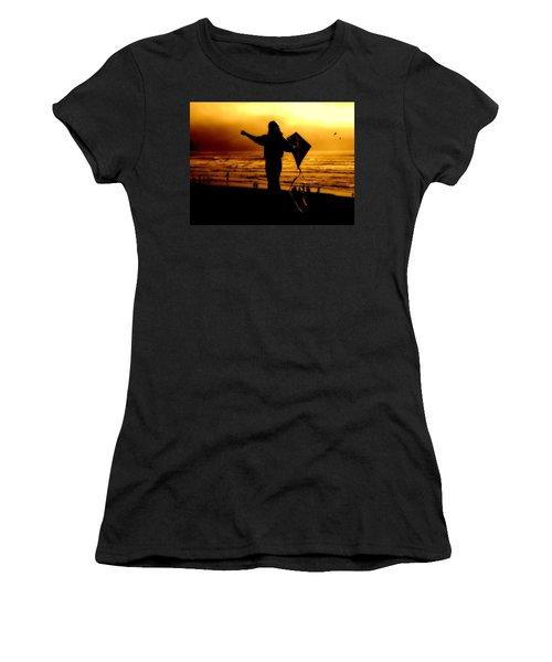 Night Flight Women's T-Shirt