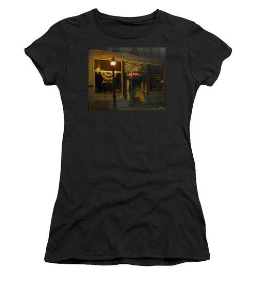 Night Time Women's T-Shirt