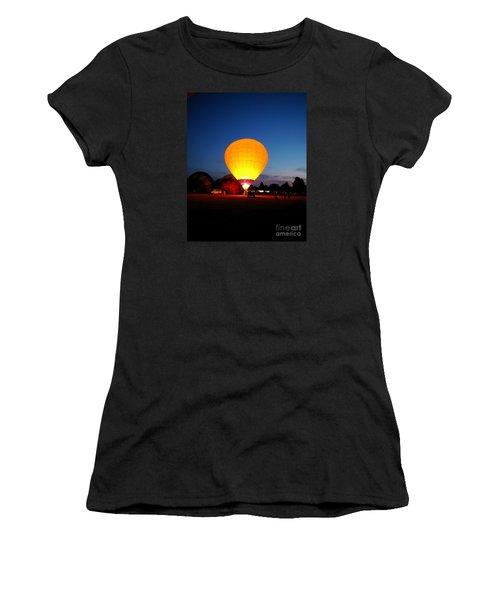 Night's Sunshine Women's T-Shirt