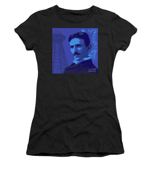 Nikola Tesla #2 Women's T-Shirt