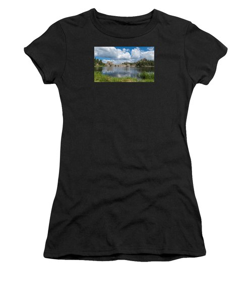 Sylvan Lake South Dakota Women's T-Shirt