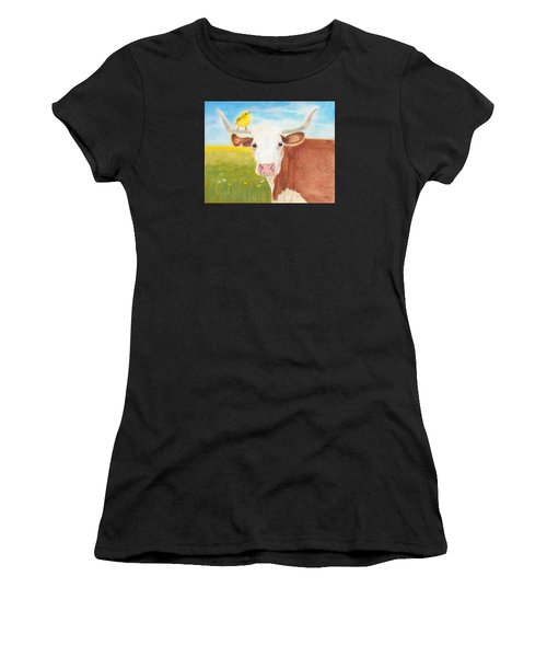 No Tree Necessary Women's T-Shirt (Athletic Fit)