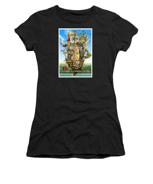 Norah's Ark Women's T-Shirt (Athletic Fit)
