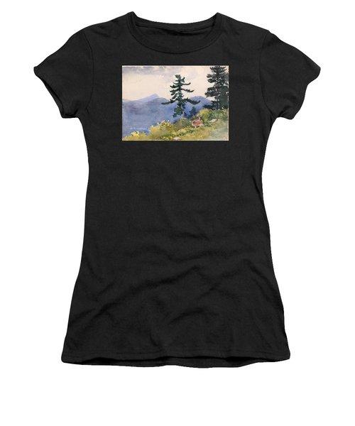 North Woods Club Women's T-Shirt