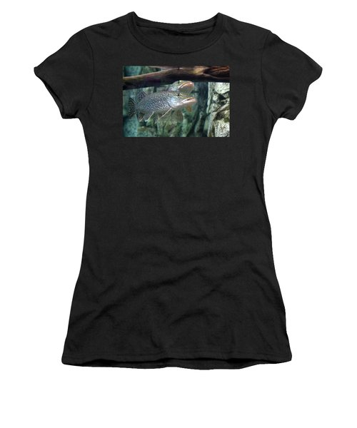 Northern Pike Women's T-Shirt (Athletic Fit)