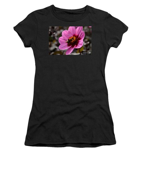 Nosy Bumble Bee Women's T-Shirt