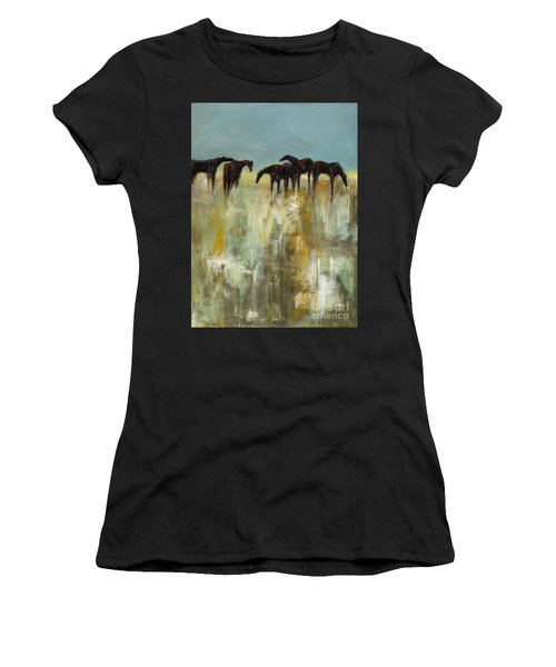 Not A Cloud In The Sky Women's T-Shirt