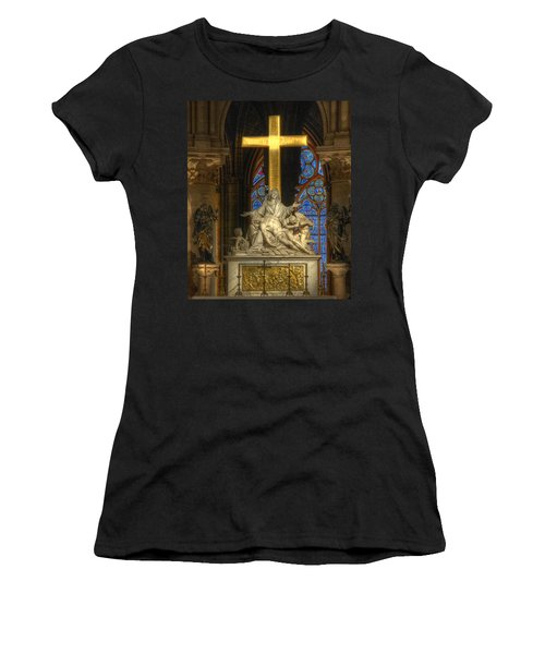 Notre Dame Pieta Women's T-Shirt