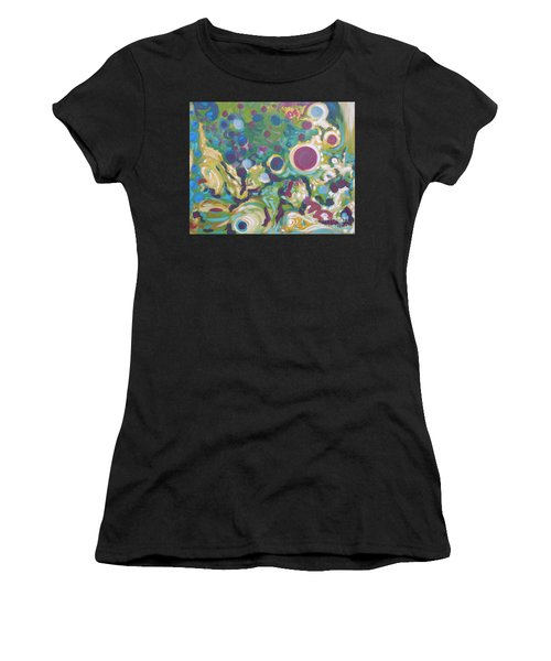 Obscure Women's T-Shirt (Athletic Fit)