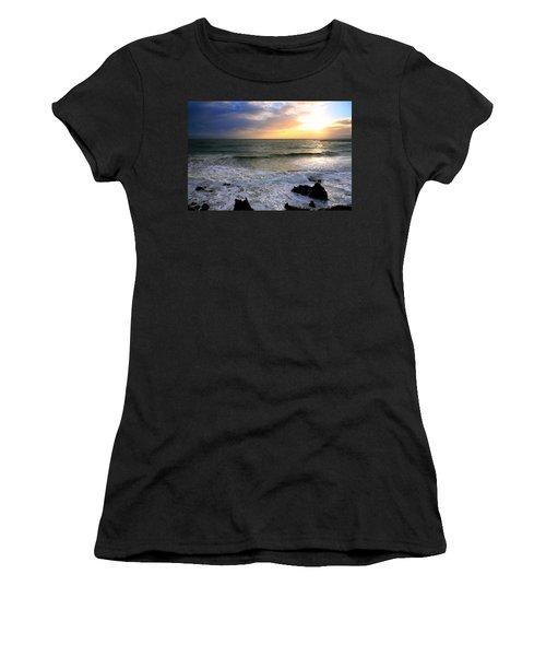 Ocean Sunset 84 Women's T-Shirt