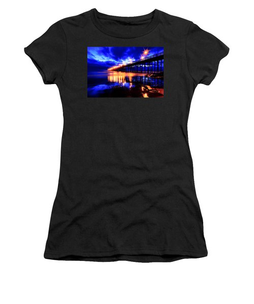 Oceanside Pier 4 Women's T-Shirt