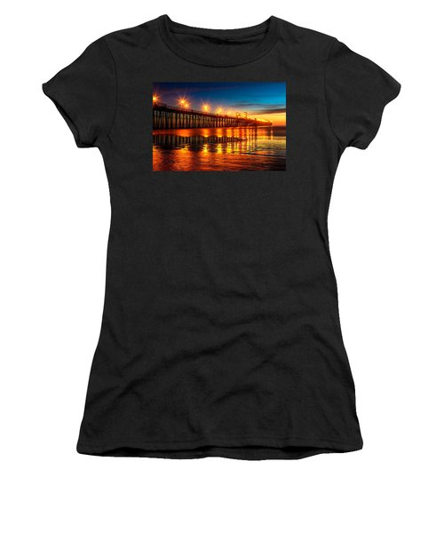 Oceanside Pier 2 Women's T-Shirt