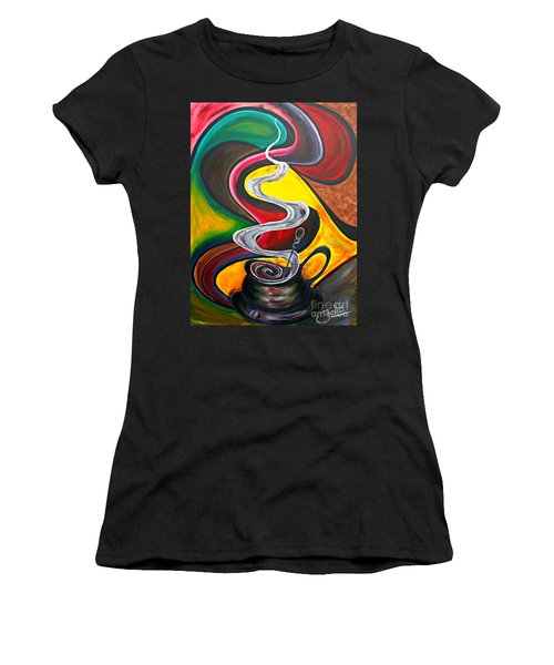 Ode To Coffee... Women's T-Shirt