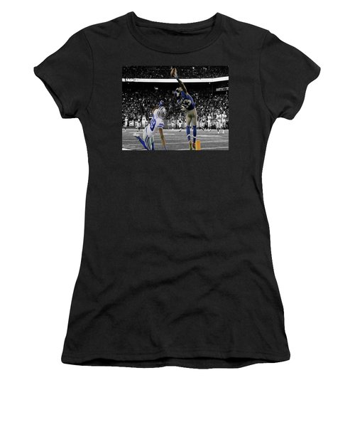 Odell Beckham Greatest Catch Ever Women's T-Shirt (Athletic Fit)