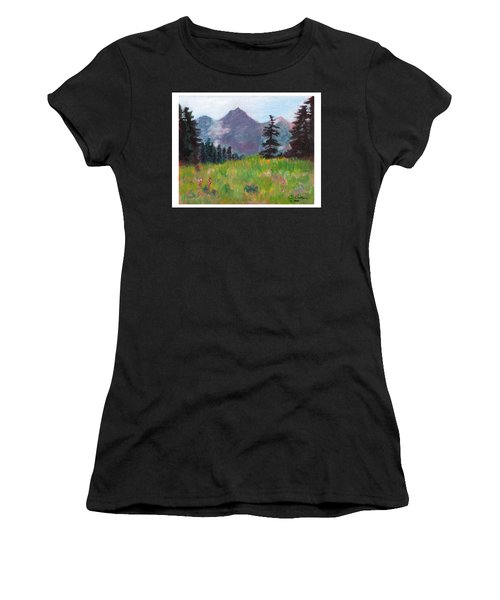 Off The Trail 2 Women's T-Shirt (Athletic Fit)