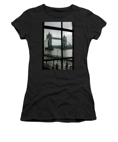 Oh So London Women's T-Shirt (Athletic Fit)