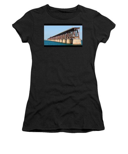 Old Bahia Honda Bridge 2 Women's T-Shirt