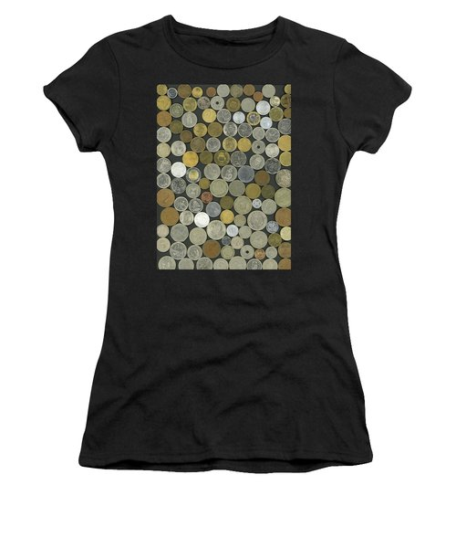 Old Coins Women's T-Shirt