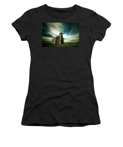 Old Cottonwood Church Women's T-Shirt