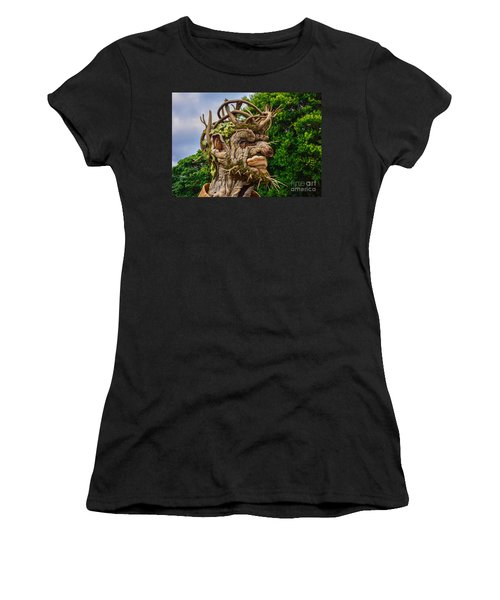 Old Man Winter Women's T-Shirt (Athletic Fit)