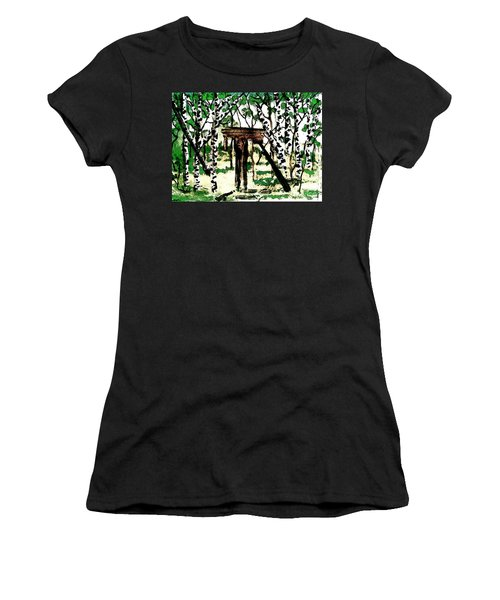 Old Obstacles Women's T-Shirt